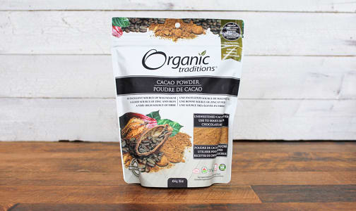 Organic Organic Cacao Powder- Code#: PC410851