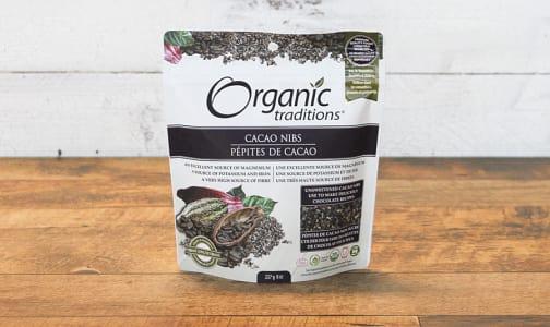 Organic Cacao Nibs- Code#: PC410852