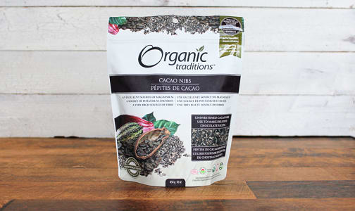 Organic Cacao Nibs- Code#: PC410855