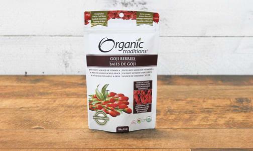 Organic Goji Berries- Code#: PC410857