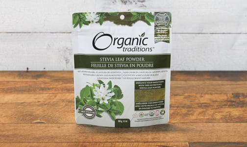 Organic Stevia Powder - Green Leaf- Code#: PC410862