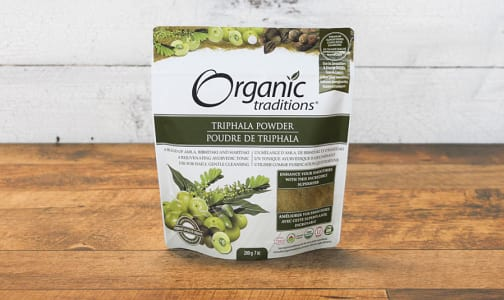 Organic Triphala Powder- Code#: PC410867