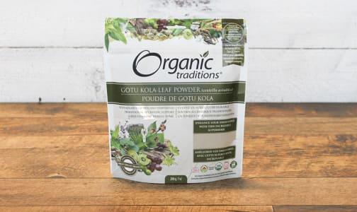 Organic Gotu Kola Powder- Code#: PC410869