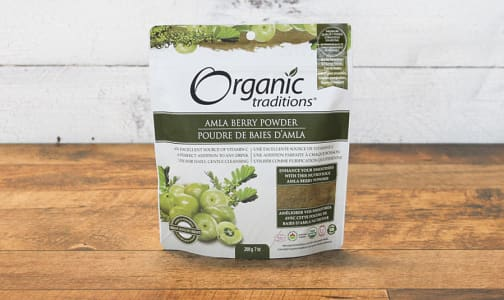 Organic Amla Powder- Code#: PC410870