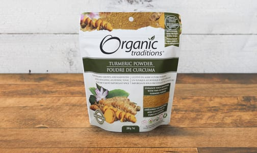 Organic Turmeric Powder- Code#: PC410871