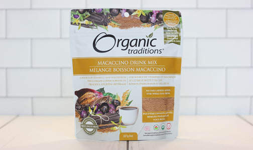 Organic Maccaccino Drink Mix- Code#: PC410875