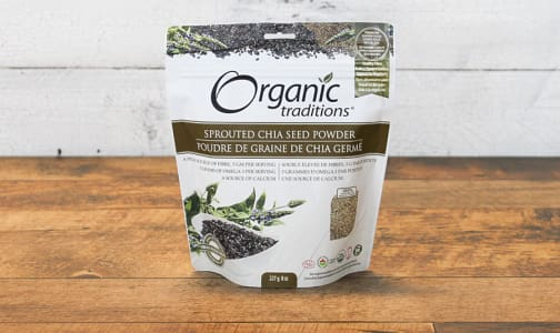 Organic Sprouted Chia Seed Powder- Code#: PC410883