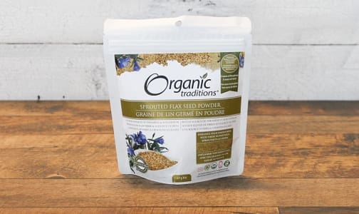 Organic Sprouted Flax Seed Powder- Code#: PC410884