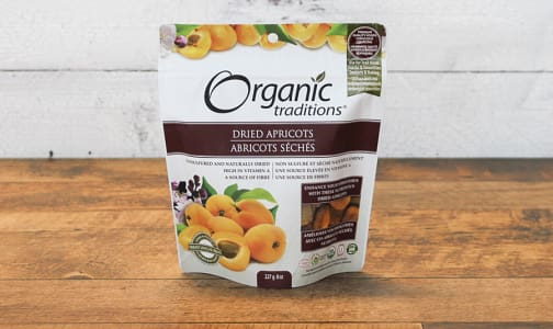 Organic Dried Apricots- Code#: PC410889