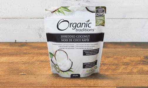 Organic Shredded Coconut- Code#: PC410890