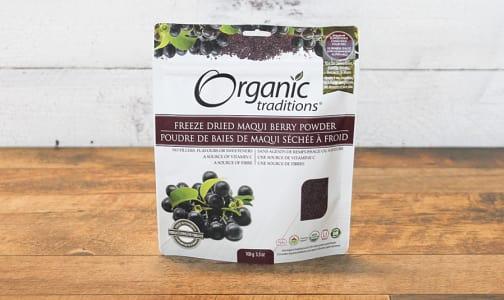 Organic Organic Maqui Berry Powder- Code#: PC410893