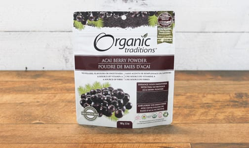Organic Acai Berry- Code#: PC410895