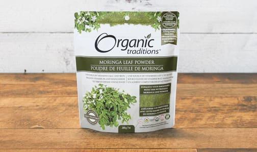 Organic Moringa Leaf- Code#: PC410897