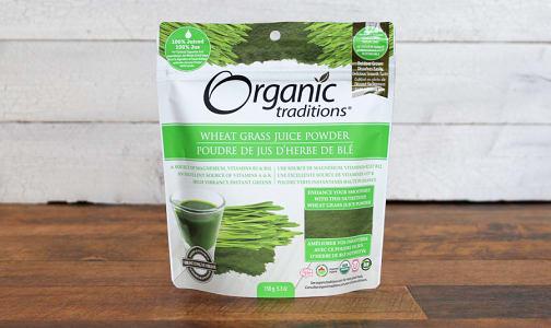 Organic Wheat Grass Juice Powder- Code#: PC410899