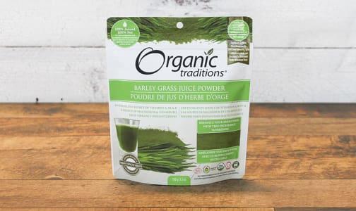 Organic Barley Grass Juice Powder- Code#: PC410900