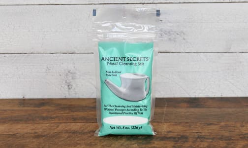 Nasal Cleansing Salt- Code#: PC410917