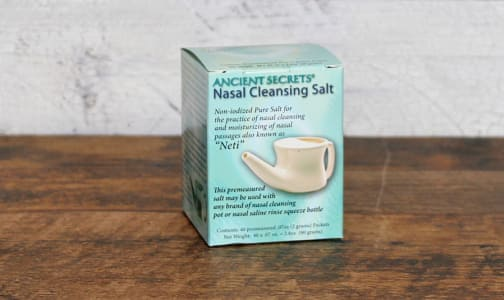 Ancient Secrets Nasal Salt- Code#: PC410920