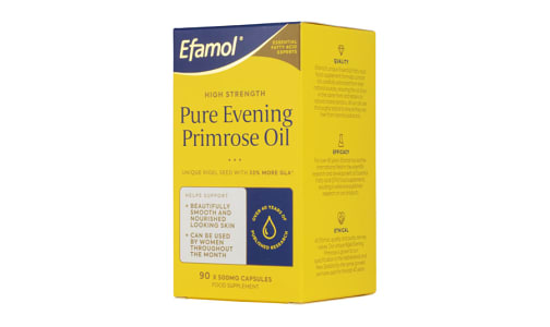 Efamol®  Beautiful-Skin - Evening Primrose Oil (500mg)- Code#: PC4120