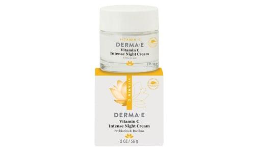Vitamin C Intense Night Cream- Code#: PC4152
