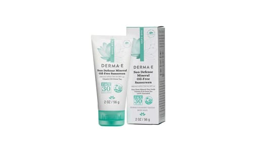 Sun Defense Mineral Oil-Free Sunscreen - Face- Code#: PC4156