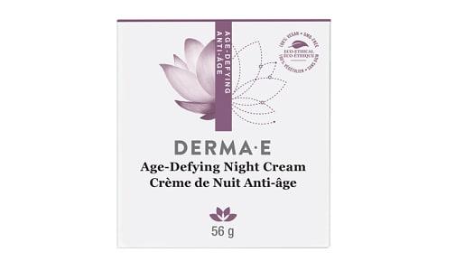 Anti-Aging Regenerative Night Cream- Code#: PC4160