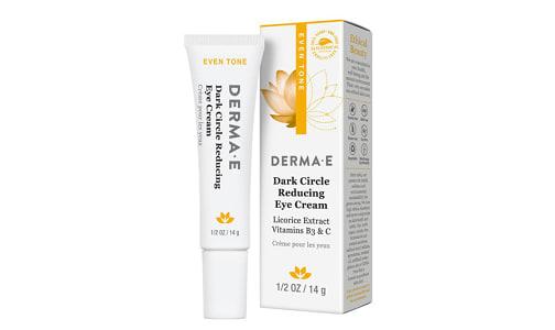 Dark Circle Reducing Eye Cream- Code#: PC4165