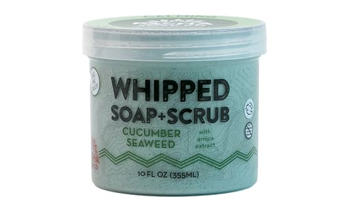 Whipped Soap - Cucumber Seaweed- Code#: PC4182