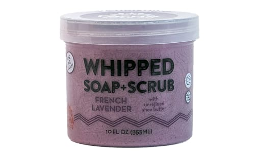 Whipped Soap - French Lavender- Code#: PC4183