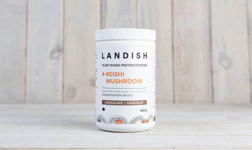 Functional Protein Powder +Reishi Mushroom | Chocolate- Code#: PC4213