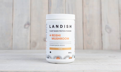 Functional Protein Powder +Reishi Mushroom | Chai- Code#: PC4214