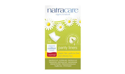 Organic Panty Liners - Normal- Code#: PC421
