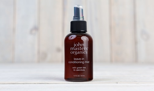 Organic Leave-in Conditioning Mist with Green Tea & Calendula- Code#: PC4236