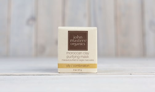 Organic Moroccan Clay Purifying Mask- Code#: PC4241