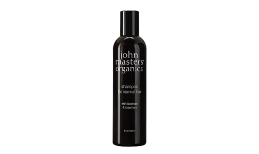Organic Shampoo For Normal Hair With Lavender & Rosemary- Code#: PC4244