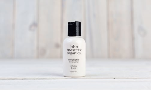 Organic Conditioner for Normal Hair with Citrus & Neroli- Code#: PC4247