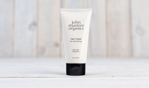 Organic Hair Mask For Normal Hair With Rose & Apricot- Code#: PC4250