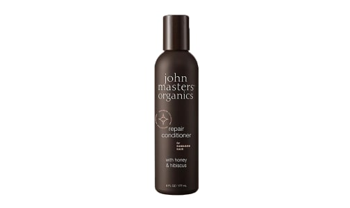 Organic Repair Conditioner for Damaged Hair with Honey & Hibiscus- Code#: PC4259