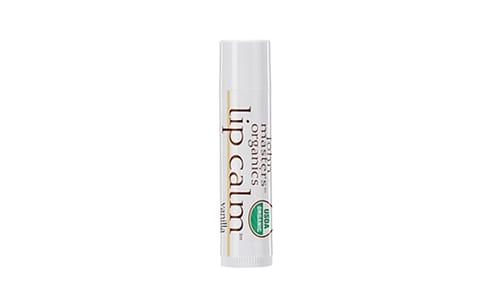 Organic Lip Calm - Vanilla- Code#: PC4274