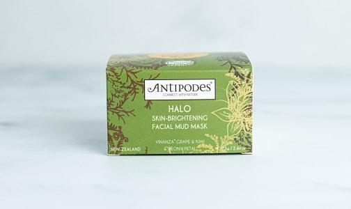Halo Skin-Brightening Facial Mud Mask- Code#: PC4298