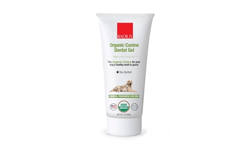 Organic Canine Dental Gel- Code#: PC4338