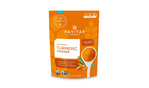 Organic Turmeric Powder- Code#: PC4353