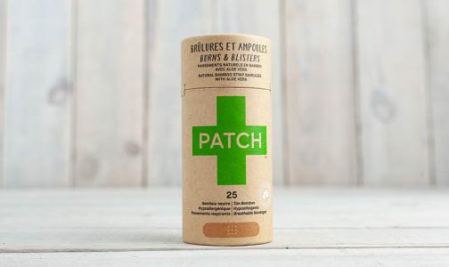 Organic Aloe Vera Adhesive Bandages- Code#: PC4355