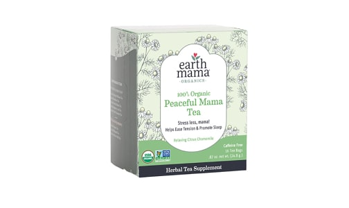 Organic Peaceful Mamatea- Code#: PC4372