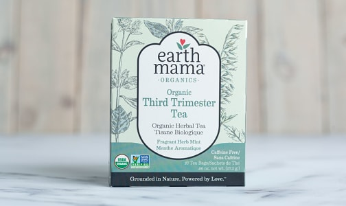 Organic Third Trimester Tea- Code#: PC4373