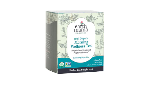 Organic Morning Wellness Tea- Code#: PC4375