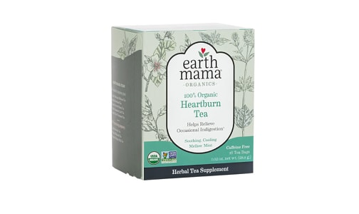 Organic Heartburn Tea- Code#: PC4376