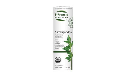 Organic Ashwaganda- Code#: PC4528