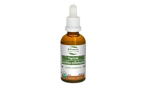 Organic Yarrow Tincture- Code#: PC4533