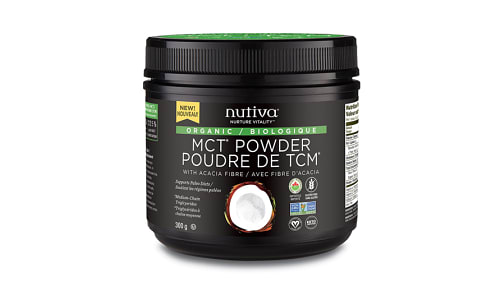 Organic MCT Powder- Code#: PC4558