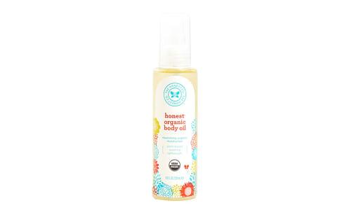 Organic Body Oil- Code#: PC4571
